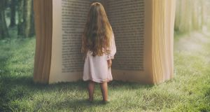 Books are out of reach for some children. Photograph: istock