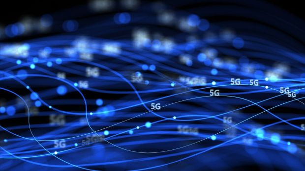 Up to speed: 5G enables connectivity between wireless devices, such as in machine-to-machine communications and the internet of things. Photograph: iStock