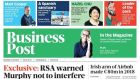 Business Post rebrand: The 30-year-old paper has a new name, a newish owner and one startling ambition.