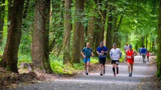 The Belleek Woods 10km is one of the most scenic you will do anywhere.