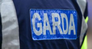 Four men were arrested by gardaí in Athy, Co Kildare in connection with a serious assault and criminal damage. File photograph: Bryan O'Brien