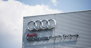 Audi to invest savings in electrification.