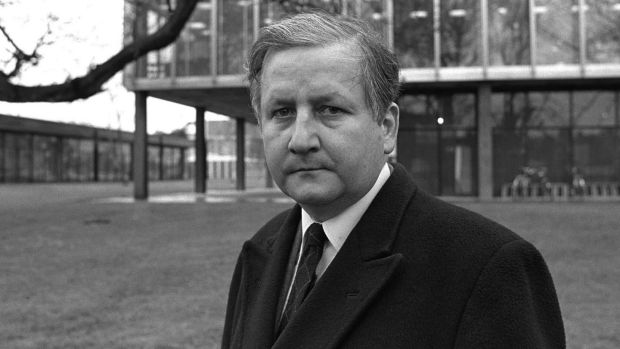 Broadcaster: Muiris Mac Conghail joined RTÉ in 1964, becoming head of radio and controller of RTÉ One. Photograph: RTE