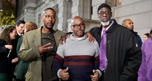 Three Black Men Exonerated Decades After Witness Testimonies Ignored By Police Officials