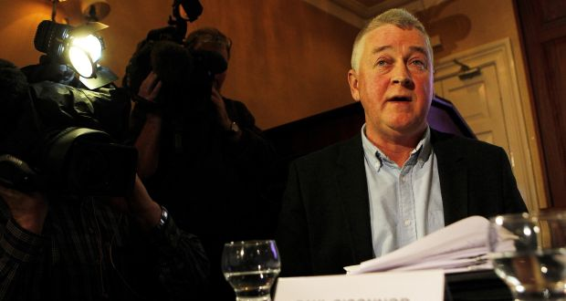Pat Finucane Centre director Paul O'Connor said he had joined the IRA in 1970, aged 15, and had left in 1972.