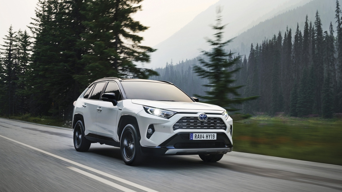23 Toyota Rav4 Now With Real Off Road Muscle