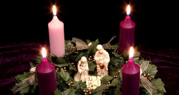 The Advent candle is a call to action