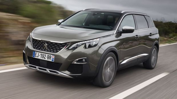 11 Peugeot 5008 Reliable Lion Is Ideal For Family Motoring