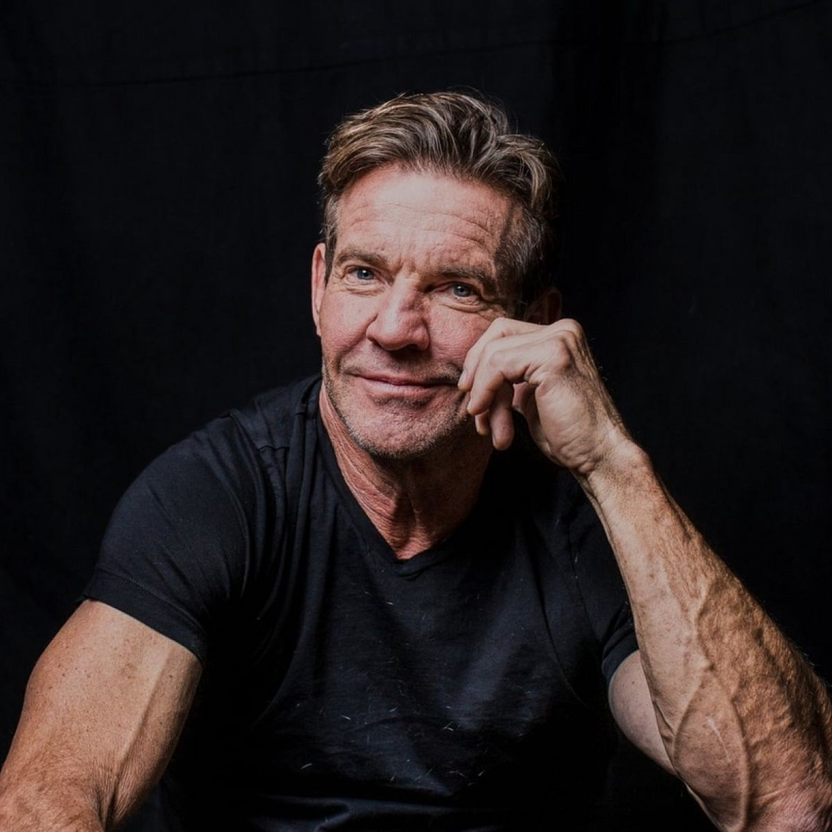 Dennis Quaid: 'I didn't go looking for someone younger'