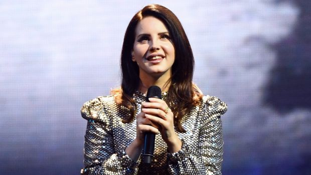 Lana Del Rey's Grammy-nominated Norman Fucking Rockwell was released this year. Photograph: Ethan Miller/Getty Images