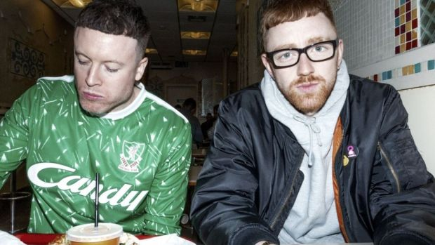 Dublin lads Mango x Mathman struck nerves and pulled heartstrings with their debut album Casual Work