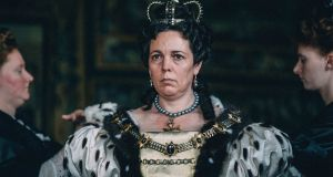Olivia Colman played a frail Queen Anne in The Favourite.  Photograph: Fox Searchlight Films via AP