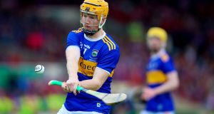 "Tipperary's Jake Morris: ""Just because you are after winning an All-Ireland U-21 doesn't give you a divine right to be playing senior the year after."" Photograph: Tommy Dickson/Inpho"