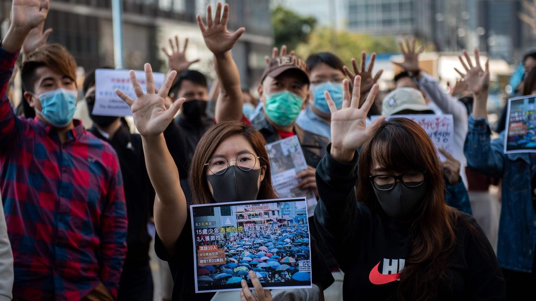 China angered as Trump signs Bills backing Hong Kong protesters