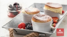 How to make baked souffles