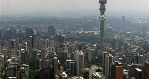 Johannesburg, South Africa. Enterprise Ireland has an office in Johannesburg and a presence in Nairobi in Kenya and Lagos in Nigeria