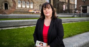 Sinn Féin's MP for Fermanagh and South Tyrone Michelle Gildernew says unionists have pledged to vote for her in upcoming UK election. File photograph: Liam McBurney/PA Wire