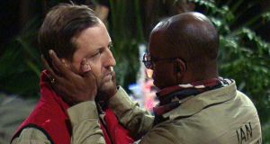 I'm a Celebrity: some viewers feel Andrew Maxwell has been bullied by Ian Wright