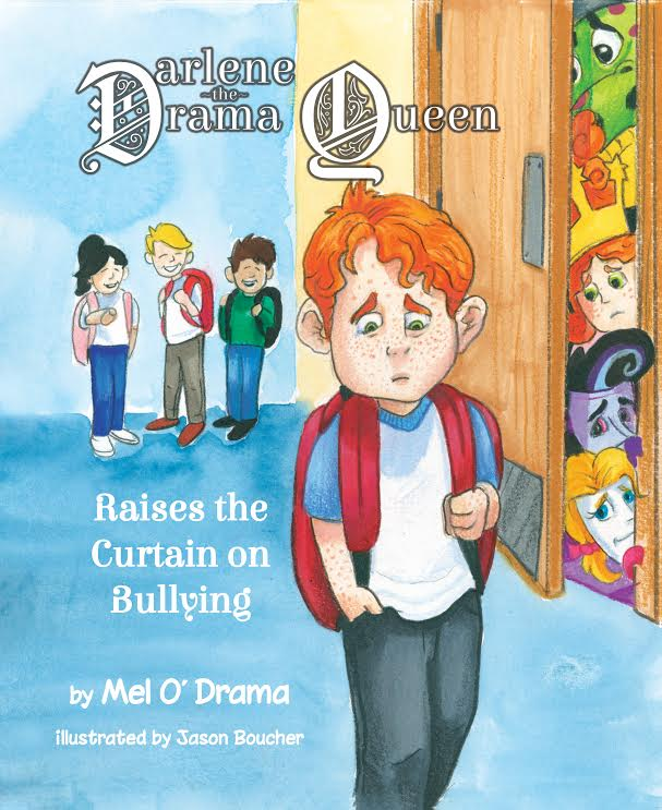Darlene the Drama Queen Raises the Curtain on Bullying is available online through Kenny's Bookstore (kennys.ie).