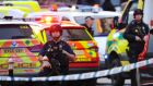 Two killed, suspect shot dead after terrorist incident on London Bridge