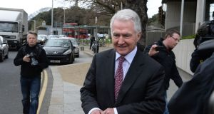 Sean Fitzpatrick, former chairman of Anglo Irish Bank.