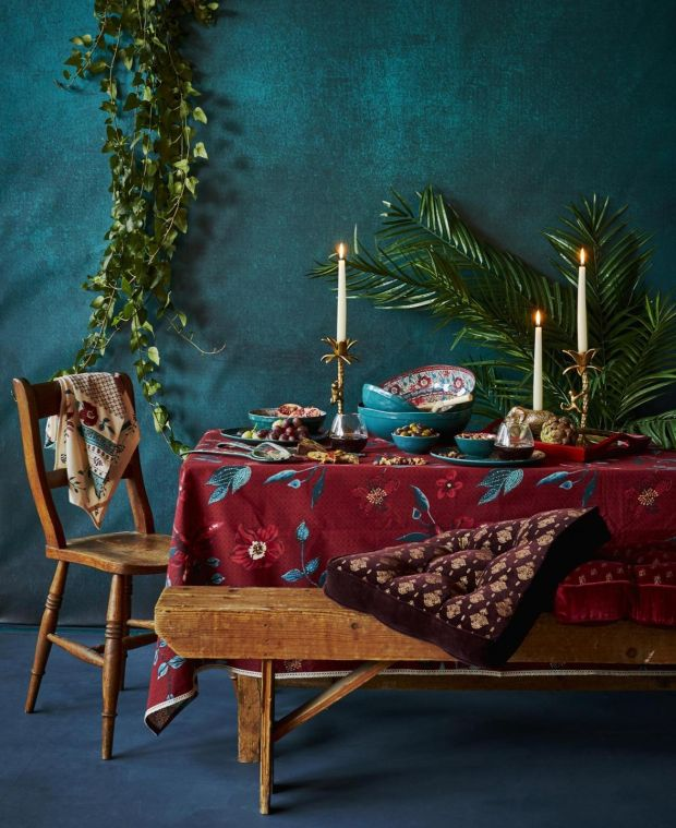 Table dressing from Dunnes Stores