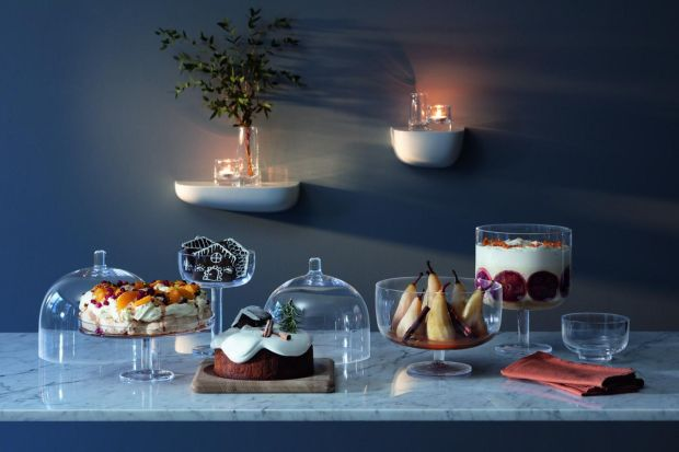 Serveware from the Arch range from LSA, available at Brown Thomas
