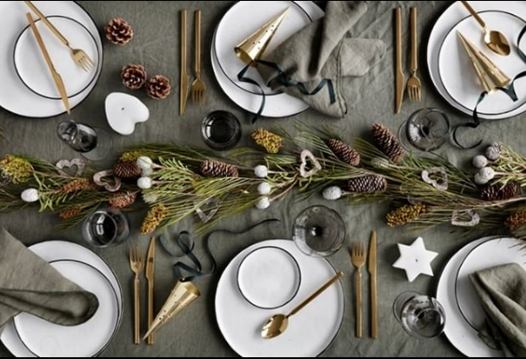 Tableware from Broste