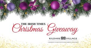 Win €1,000 to spend at Kildare Village this weekend and every weekend until January 4th 2020