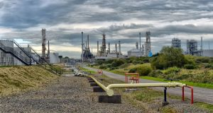 The Irving Oil Whitegate Refinery, Co. Cork. Photograph: Michael Mac Sweeney/Provision