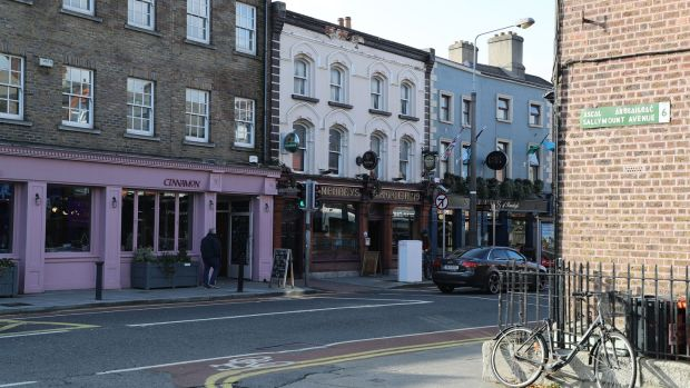 Ranelagh Main Street: with a number of serene green spaces and every type of service on the doorstep, you don't need to leave the neighbourhood very often. Photograph: Nick Bradshaw