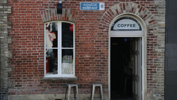 There are plenty of places to get your fix of coffee in Ranelagh. Photograph: Nick Bradshaw