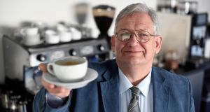 Martin Symington: his Lisburn-based family business Pure Roast Coffee is planning to sell coffee to the Chinese.