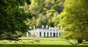 Luggala Estate, in Co Wicklow, looks to have been the top Irish property sale of 2019, changing hands for about €25 million. Photograph: Bryan O'Brien