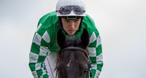 Irish jockey Colin Keane is in action inHong Kong this weekend. Photograph:  Bryan Keane/Inpho