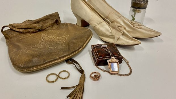 Fifty Years of Love: items from Jack B and Collie Yeats' wedding and marriage (€4,000-€5,000)