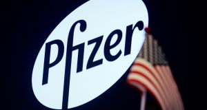 Some 1,000 of Pfizer's 3,800 staff in Ireland are members of the pension scheme in question. Photograph: Reuters