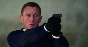 No Time to Die: Daniel Craig as James Bond in next year's film. Photograph: Nicole Dove/MGM