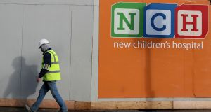 The new national children's hospital will cost an extra €50m on inflation alone if current inflation levels remain the same, the PAC was told. Photograph: Brian Lawless/PA Wire