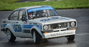 Go to Rally School Ireland in Monaghan to sample sideways action in classic Escorts, Subarus and even a Nissan 350Z police car.