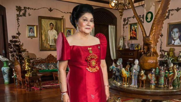 Imelda Marcos in The Kingmaker: You couldn't make it up
