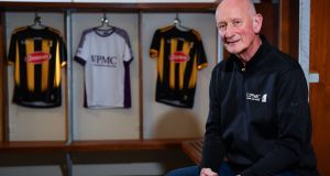 "Brian Cody: ""You play in April and then it's, 'We'll let you know when you'll play again' sort of stuff, 'It could be August, whatever, we'll see, could be September.""  Photograph:  Sam Barnes/Sportsfile"