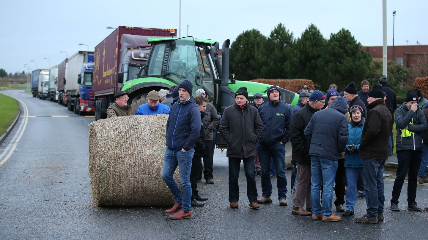 Second IFA blockade over beef prices expected in Cork