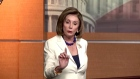 'Don't accuse me' of hating Trump: Pelosi to reporter