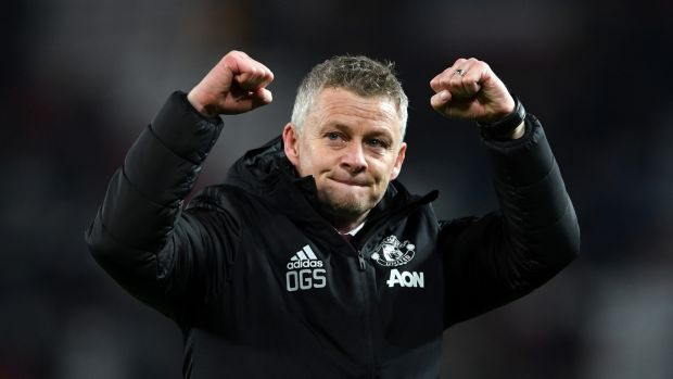 Ole Gunnar Solskjaer faces his first trip to play Man City as Manchester United boss on Saturday. Photograph: Stu Forster/Getty