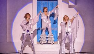 Voulez-vous? The international touring production of Mamma Mia!, starring Irish West End star Sharon Sexton, is at the Bord Gáis Energy Theatre until January 5th