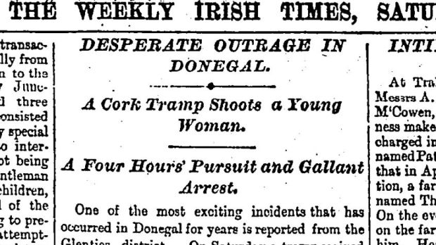 Page 6, The Weekly Irish Times, June 14th, 1890