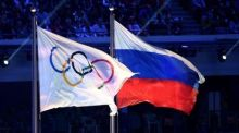 Wada have ruled that Russia will be banned from the 2020 Olympics. Photo: Getty Images