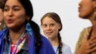 Teen activist Greta Thunberg speaks at UN climate summit