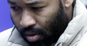 Yusif Ali Abdi  who denies murdering of his 20 month old son Nathan in Clane in 2001. File Photograph: Collins